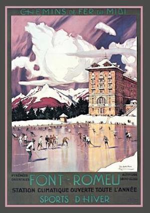 Bog, paperback Carnet Ligne, Sport D'Hiver