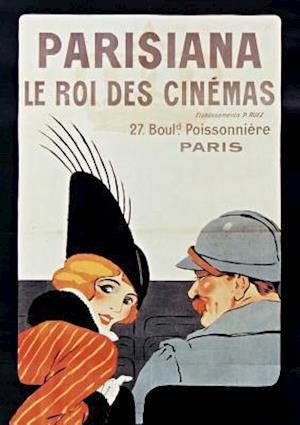 Bog, paperback Carnet Ligne Le Roi Des Cinemas