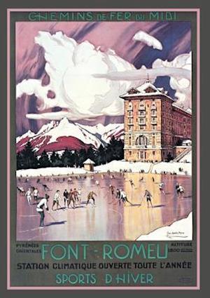 Bog, paperback Carnet Blanc, Sport D'Hiver