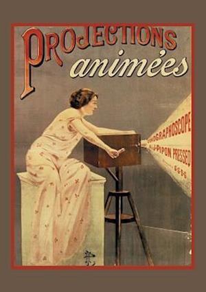 Bog, paperback Carnet Blanc, Projection Cinema