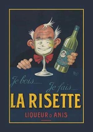 Bog, paperback Carnet Ligne La Risette af Mich