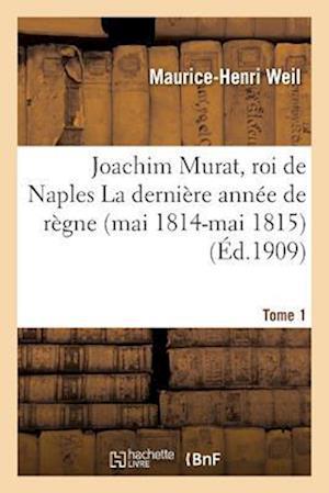 Bog, paperback Joachim Murat, Roi de Naples