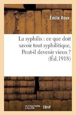 Bog, paperback La Syphilis
