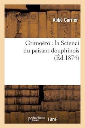 Bog, paperback Grimoero af Carrier