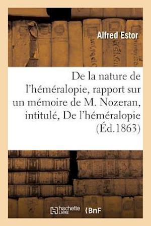 Bog, paperback de La Nature de L'Hemeralopie