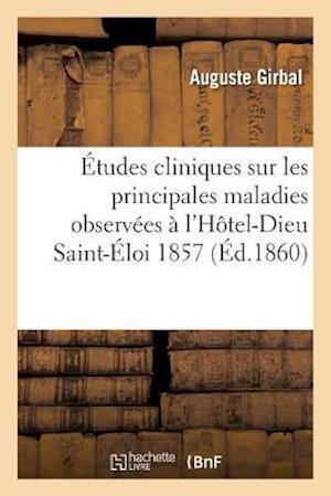 Bog, paperback Etudes Cliniques
