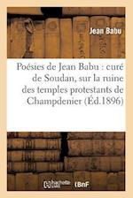 Poesies de Jean Babu af Babu J., Jean Babu