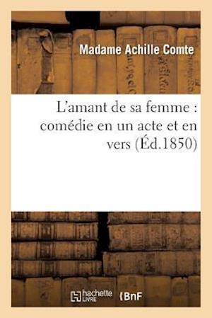 Bog, paperback L'Amant de Sa Femme af Comte