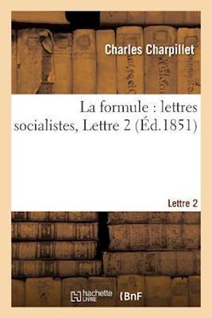 Bog, paperback La Formule af Charles Charpillet