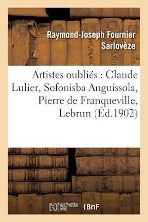 Bog, paperback Artistes Oublies af Fournier Sarloveze-R-J