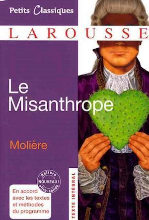 Bog, paperback Le Misanthrope af Moliere