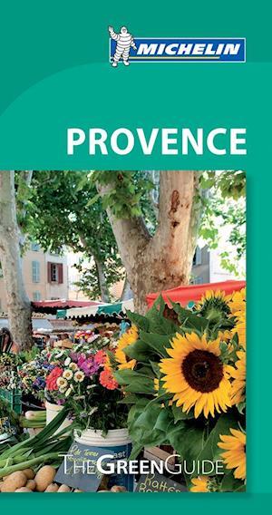 Bog, paperback Michelin Green Guide Provence