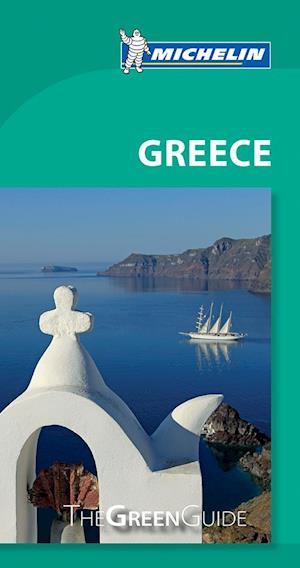 Bog, paperback Michelin Green Guide Greece