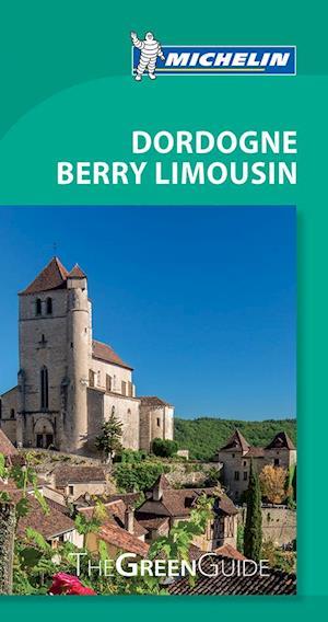 Bog, paperback Michelin Green Guide Dordogne Berry Limousin