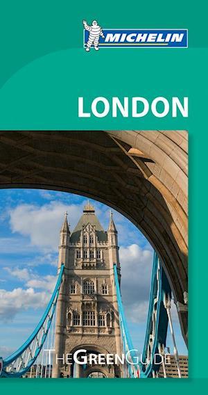Bog, paperback Michelin Green Guide London