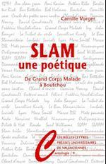 Slam, Une Poetique (Cantologie)