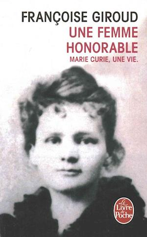 Une femme honorable af Giroud