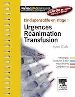 Urgences-Reanimation-Transfusion af Aures Chaib