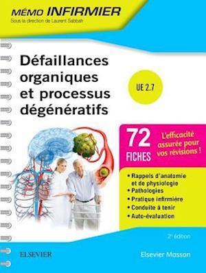 Defaillances organiques et processus degeneratifs af Aures Chaib, Benjamin Planquette, Laurent Sabbah