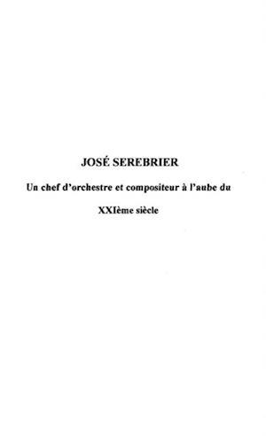 Jose Serebrier af Michel Faure