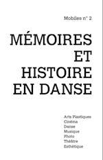 Memoires et histoire de la danse - mobiles n(deg) 2 af Pages