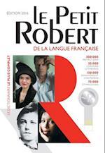 Le Petit Robert af Collectif