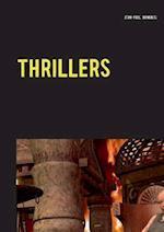 Thrillers af Jean-Paul Dominici
