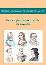 Essai Sur Le Patrimoine de Beaufort-En-Vallee af Jean-Marie Schio