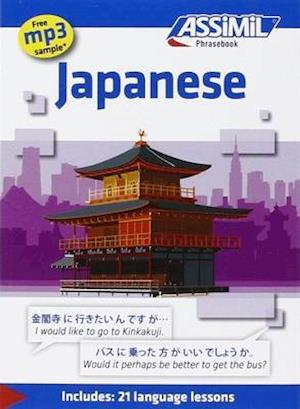 Phrasebook Japanese af Catherine Garnier