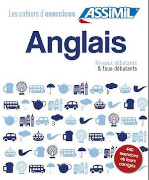 Bog, paperback Coffret Cahiers D'exercices Anglais Debutants + Faux-Debutants af Helene Bauchart