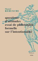 Questions D'Attitudes (Mathesis)