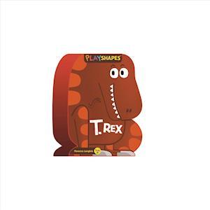 Bog, hardback T. Rex af Florence Langlois