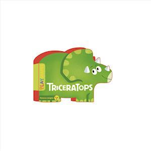 Triceratops af Florence Langlois
