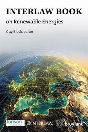 Interlaw Book on Renewables Energies af Guy Block