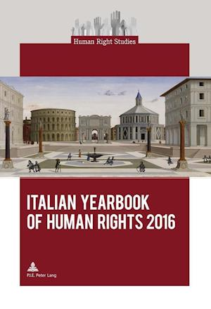Bog, paperback Italian Yearbook of Human Rights 2016