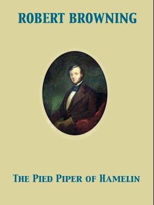 Pied Piper of Hamelin af Kate Greenaway