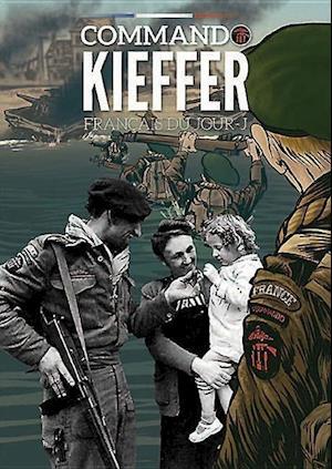 Kieffer Commando af Jean-Charles Stasi