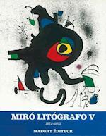 Miró Lithographs (nr. 5)