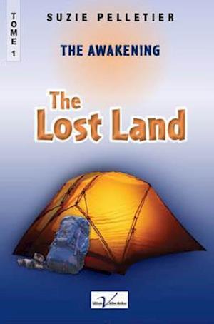 Bog, paperback The Lost Land af Suzie Pelletier