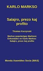 Salajro, Prezo Kaj Profito (Mas Libro, nr. 159)