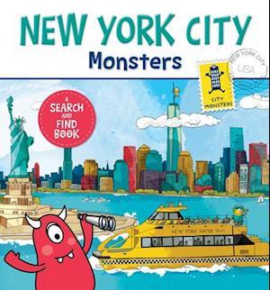 Bog, ukendt format New York City Monsters af Anne Paradis
