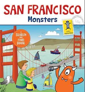 Bog, ukendt format San Francisco Monsters