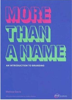 More Than a Name af Melissa Davis