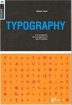 Basics Design 03: Typography af Gavin Ambrose, Paul Harris