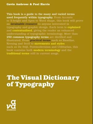 Visual Dictionary of Typography af Paul Harris, Gavin Ambrose