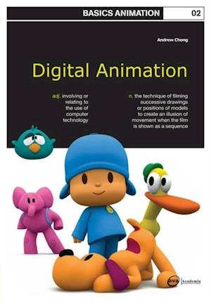 Basics Animation 02: Digital Animation af Andrew Chong
