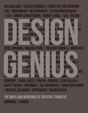 Design Genius af Gavin Ambrose