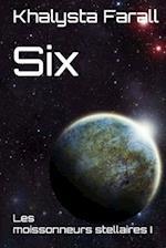 Six af Khalysta Farall