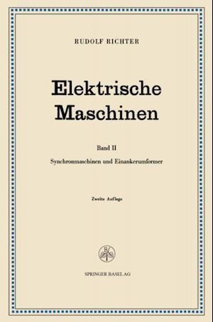 Elektrische Maschinen af Robert Bruderlink