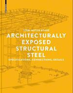 Architecturally Exposed Structural Steel af Terri Meyer Boake, Terri Meyer Boake